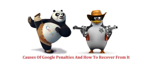 Panda and Penguin algorithms