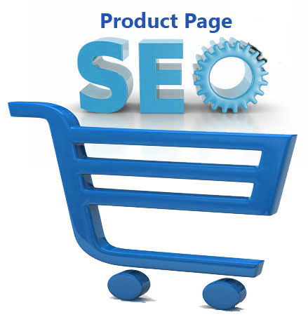 product page SEO