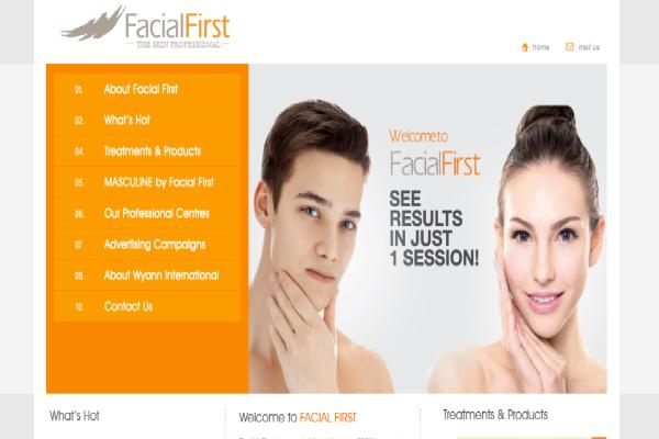 Facial First